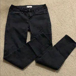 2️⃣ for $25❗️Bullhead skinniest black jeans.
